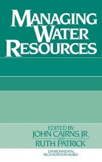 Book Managing Water Resources by John Cairns