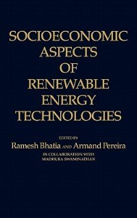 Book Socioeconomic Aspects of Renewable Energy Technologies by Ramesh Bhatia