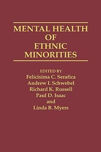 Book Mental Health of Ethnic Minorities by Felicisima C. Serafica