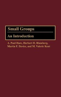 Book Small Groups: An Introduction by A. Paul Hare