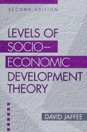 Book Levels Of Socio-economic Development Theory: Second Edition by David Jaffee
