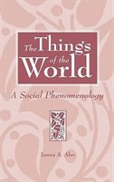 Book The Things Of The World: A Social Phenomenology by James Alfred Aho