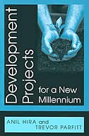 Book Development Projects For A New Millennium by Anil Hira