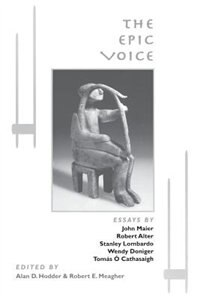 Book The Epic Voice by Alan D. Hodder