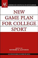 Book New Game Plan For College Sport by Richard E. Lapchick