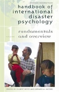 Book International Disaster Psychology (4 Vol) by Reyes