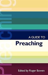 Book Guide to Preaching, a (Isg 38) by John Haegreaves