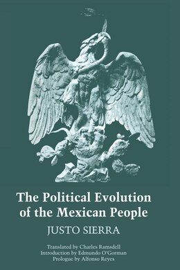 Book The Political Evolution of the Mexican People by Justo Sierra