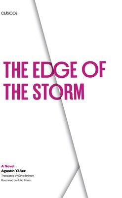 Book The Edge of the Storm: A Novel by Agustín Yanez