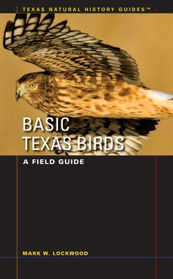 Book Basic Texas Birds: A Field Guide by Mark W. Lockwood
