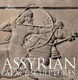 Book Assyrian Palace Sculptures by Paul Collins
