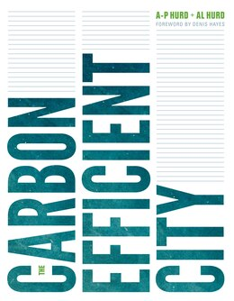 Book The Carbon Efficient City by A-P Hurd