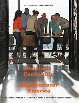 Book Business Consulting in a Multicultural America by Thaddeus Spratlen