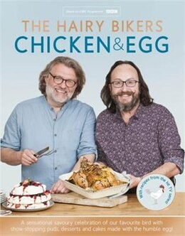 Book The Hairy Bikers' Chicken & Egg by Hairy Bikers