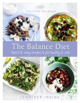 Book Pure Package The Balance Diet by Jennifer Irvine