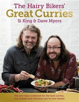 Book The Hairy Bikers' Great Curries by Dave Myers