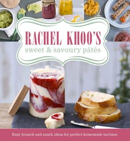 Book Rachel Khoo's Sweet And Savoury Pâtés by Rachel Khoo
