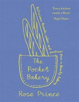 Book The Pocket Bakery by Rose Prince