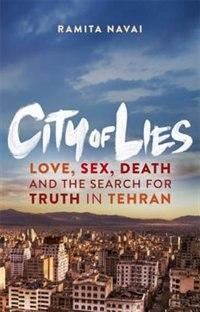 Book City Of Lies by Ramita Navai