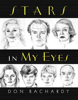 Book Stars in My Eyes by Don Bachardy
