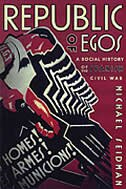 Book Republic Of Egos: A Social History of the Spanish Civil War by Michael Seidman