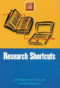 Research Shortcuts