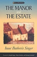 Book The Manor And The Estate by Isaac Bashevis Singer