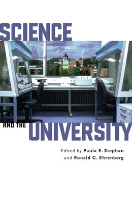 Book Science and the University by Paula E. Stephan