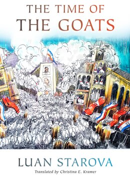 Book The Time Of The Goats by Luan Starova