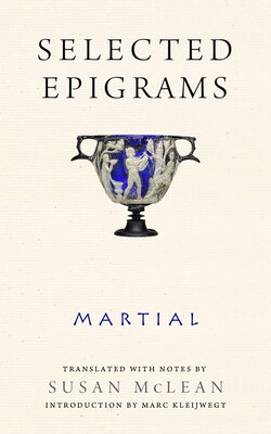 Book Selected Epigrams by Susan Martial