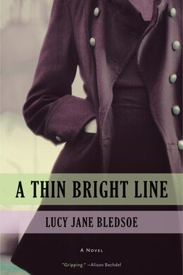 Book A Thin Bright Line by Lucy Jane Bledsoe