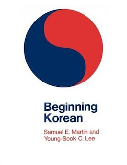 Book Beginning Korean by Samuel E. Martin