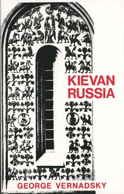Book Kievan Russia by George Vernadsky