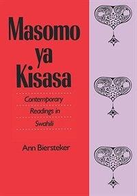 Book Masomo ya Kisasa: Contemporary Readings in Swahili by Ann Biersteker