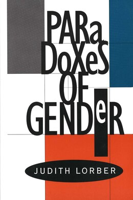 Book Paradoxes of Gender by Judith Lorber