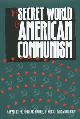 Book The Secret World of American Communism by Harvey Klehr