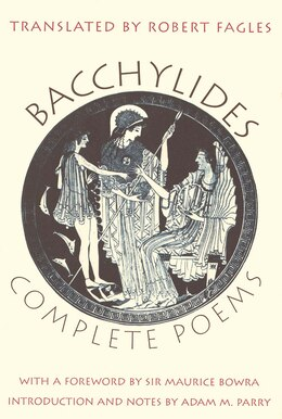 Book Complete Poems by Bacchylides