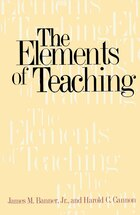 The Elements of Teaching