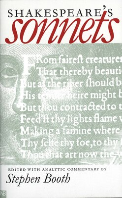 Book Shakespeare's Sonnets by William Shakespeare