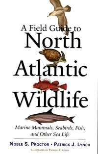 A Field Guide to North Atlantic Wildlife: Marine Mammals, Seabirds, Fish, and Other Sea Life