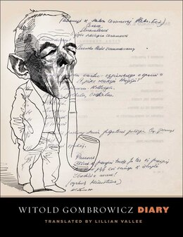 Book Diary by Witold Gombrowicz