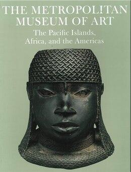 Book METROPOLITAN MUSEUM OF ART PACIFIC ISLAN by Museum Metropolitan