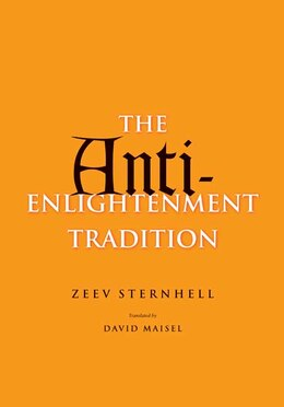 Book The Anti-Enlightenment Tradition by Zeev Sternhell