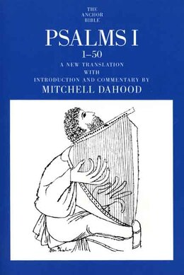 Book Psalms I 1-50 by Mitchell Dahood