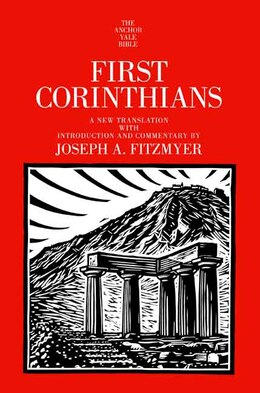 Book First Corinthians by Joseph A. Fitzmyer