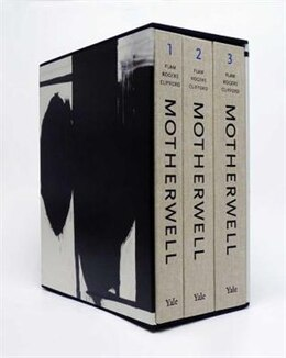 Book Robert Motherwell Paintings and Collages: A Catalogue Raisonné, 1941-1991 by Jack Flam