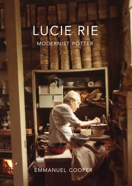 Book Lucie Rie: Modernist Potter by Emmanuel Cooper