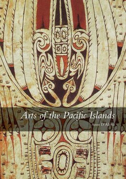 Book Arts of the Pacific Islands by Anne D'alleva