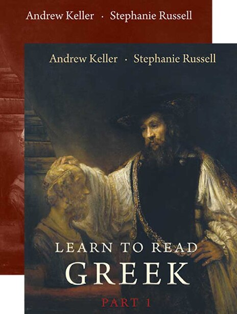 Learn to Read Greek: Part 1, Textbook and Workbook Set by Andrew Keller