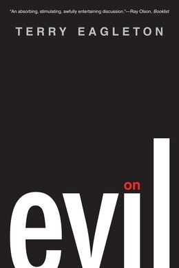Book On Evil by Terry Eagleton